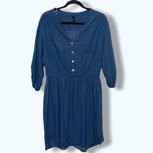 GNW plus size chambray dress 2x